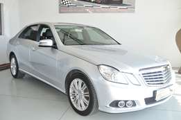 Mercedes-Benz E-Class E300 Elegance in good condition and FSH
