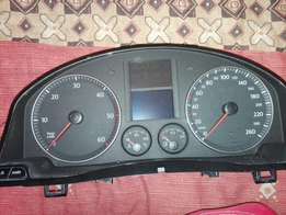 Golf ,tdi clock
