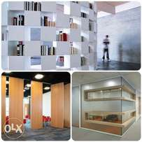 Partitions and dry walling