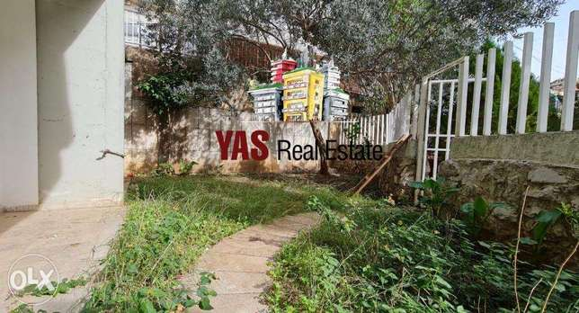 Ballouneh 100m2 | 90m2 Garden | Private Entrance | Cash |