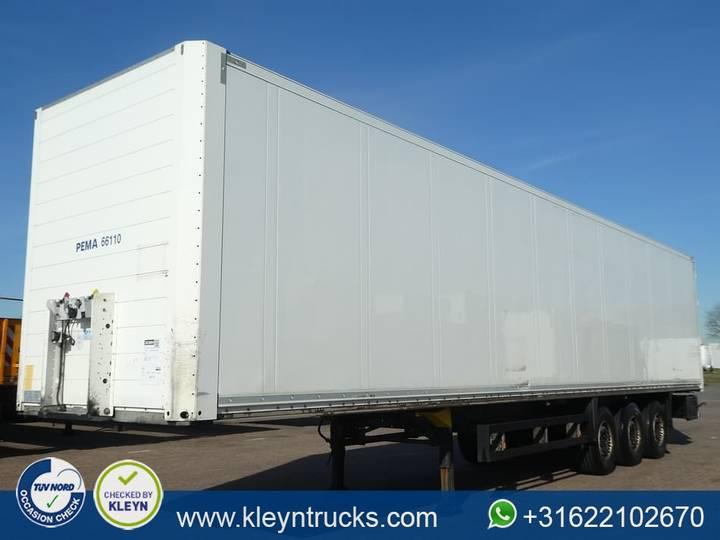 Schmitz Cargobull TROCKENFRACHT KOFFER doppelstock - 2012