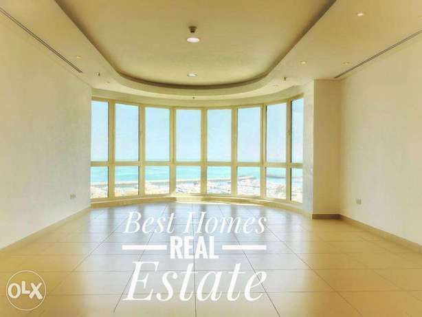 3 BR Full Sea view ( salmiya )
