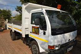 2008 Nissan UD40 Tipper Truck for sale
