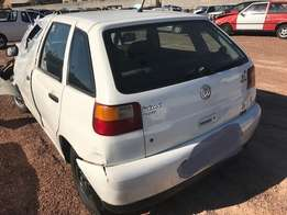 Volkswagen Polo Millenium Stripping For Spares