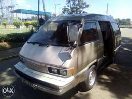 VERY CLEAN Townace(1800cc)seven seaters(previously owned by a Mzungu)
