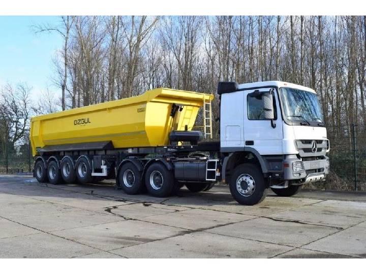 Ozgul ozgül - 4 axle 35 cbm