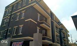 New 2 Bedroom Flat with 24/7 Electricity, Chevron Toll Gate, Lekki