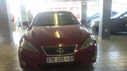 2009 Lexus 1.5 250 for sell 118000r