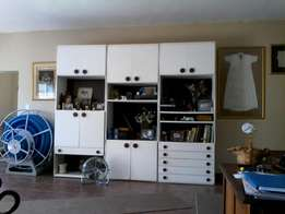 3 Division Wall Unit