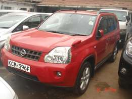 Fully Loaded Nissan X-Trail, Year 2010