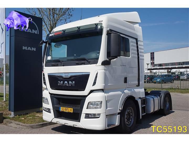 MAN TGX 440 Euro 6 - 2014