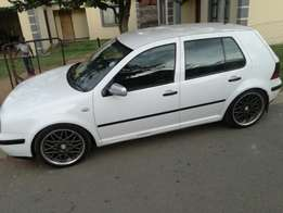 vw golf 4 1.6 for R52000 negotioable