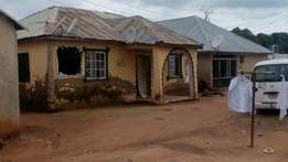 3 bedroom bungalow at kabusa Village