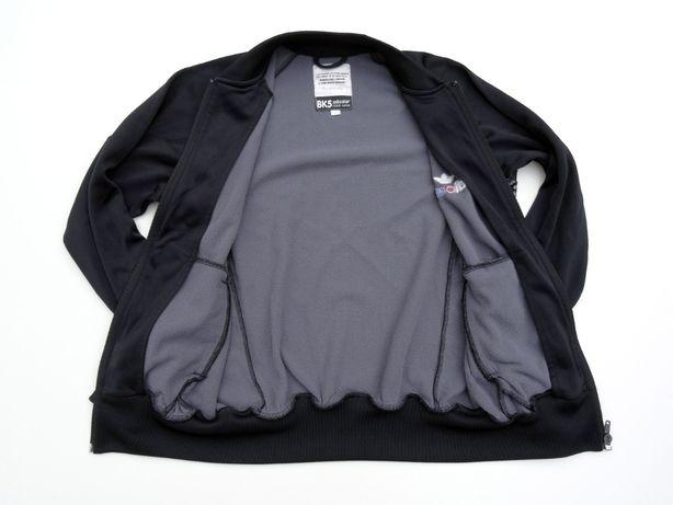 renomowana strona Los Angeles klasyczny styl Bluza dresowa Adidas AdiColor BK5 Black Series Da Vinci ...