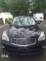 Neatly Used Infiniti EX35 Bought Brand New