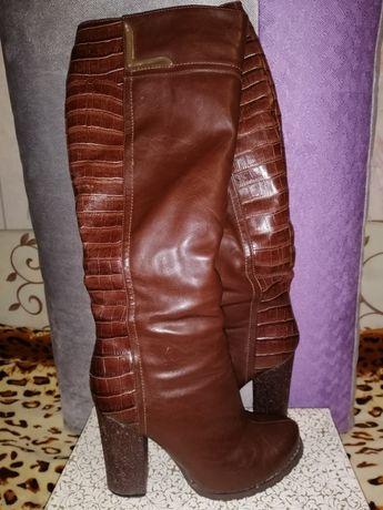 Сапоги на зиму  300 грн. - Жіноче взуття Харків на Olx b44fd78b99391