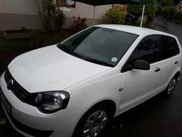 2014 polo vivo. Only 24500km.