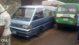 A clean regstered L300 mitsubishi bus for sale.