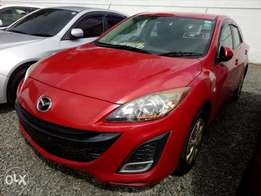 Mazda Axela Red wine