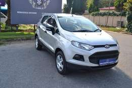 2016 Ford Ecosport 1.5 Tivct Ambiente in very good condition
