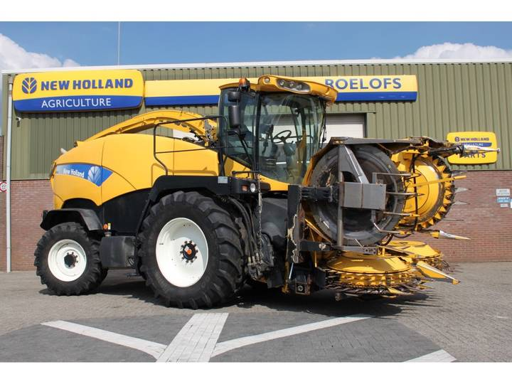 New Holland FR9060 - 2009