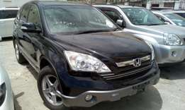 CRV cash or hire purchase