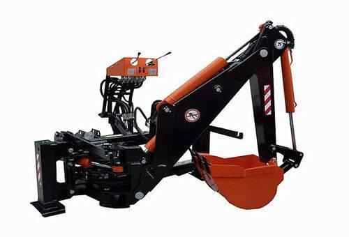 ATASAMENT excavare loader crane
