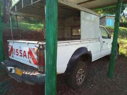 Nissan p/up on sale for ksh 650,000/= on an as is where is basis.