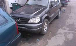 Buy and drive a clean ml320