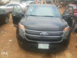 Neat registered 011 ford explorer for sale