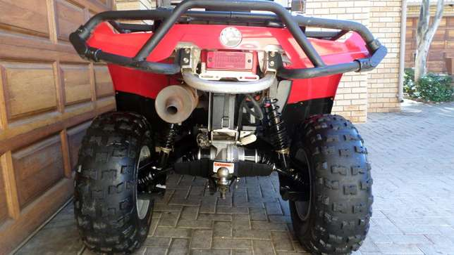 Can-Am bombardier Outlander 800 Max Centurion - image 5