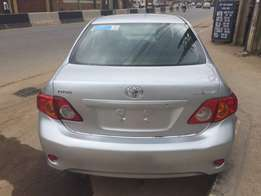Toyota corolla 09 few months used super clean tinkan cleared no issues
