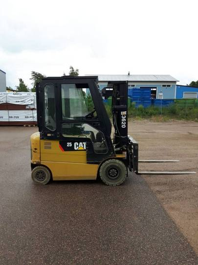 Caterpillar Ep 25 K Pac - 2008
