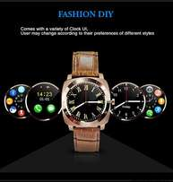 X3 Smart watch phone Pedometer Fitness Clock Camera SIM Card