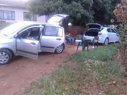 Affordable and reliable car on a very good price negotiable.