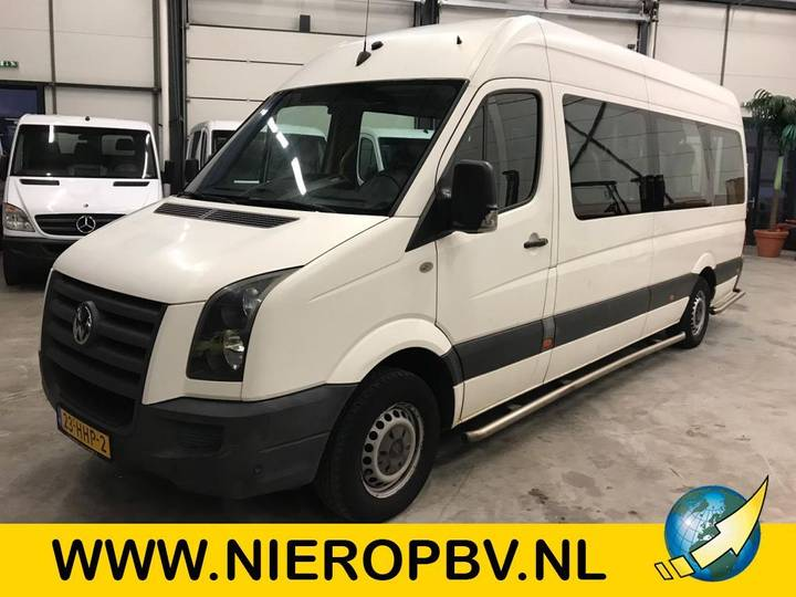 Volkswagen CRAFTER Airco cruise control 9 pers !!! - 2008