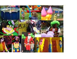 Themed Birthday party, Tents & Chairs, Team Building, Bouncing Castle