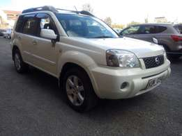 Extremely clean Nissan xtrail