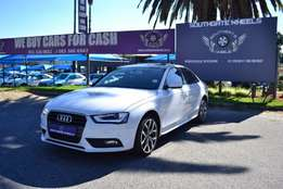 2014 Audi A4 1.8T SE in good condition