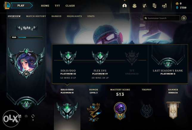 league of legends acc eune