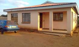 Mankweng Unit E house for investment