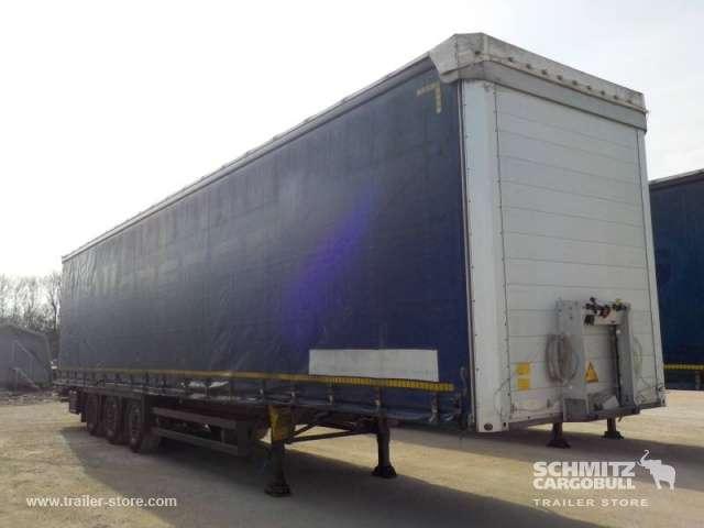Schmitz Cargobull Tolóponyva Mega - 2014