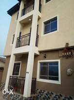 Beautiful brand new mini flat 200k at Igando close to bus stop.