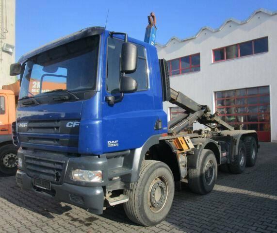 DAF CF 85.410 Multilift XR 8x4 *EURO5* - 2007