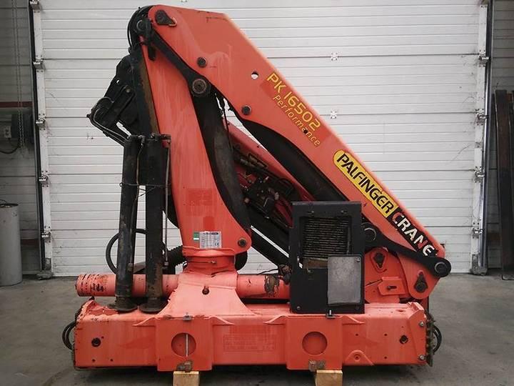 Palfinger Pk 16502 - 2008