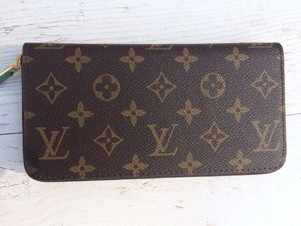 3a818e6269c8 кошелёк и клатч и портмоне Louis Vuitton Zippy. Луи Витон супер цена. Киев -