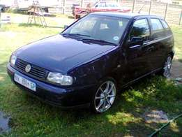 VW Polo Playa 1.4i R16500