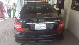 Mercedes Benz C200 Compressor with sunroof available for sale.