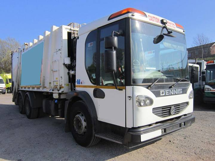 Dennis ELITE 2 6X2 26TON AUTO 70/30 SPLIT REFUSE (GUIDE PRICE) - 2010