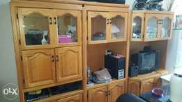 3piece wall unit